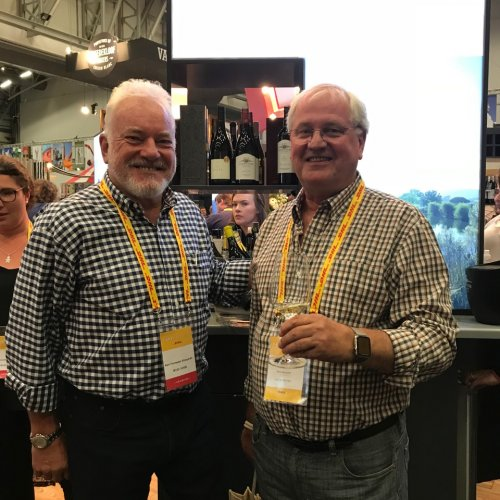 Cape Wine 2018 - with