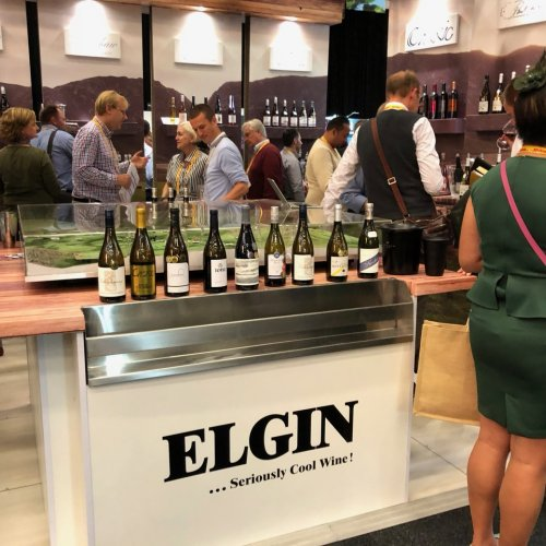 Cape Wine 2018