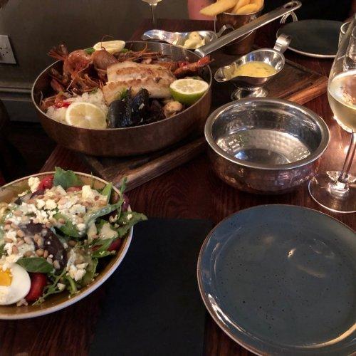 Cape Town - Kloof Street House Restaurant
