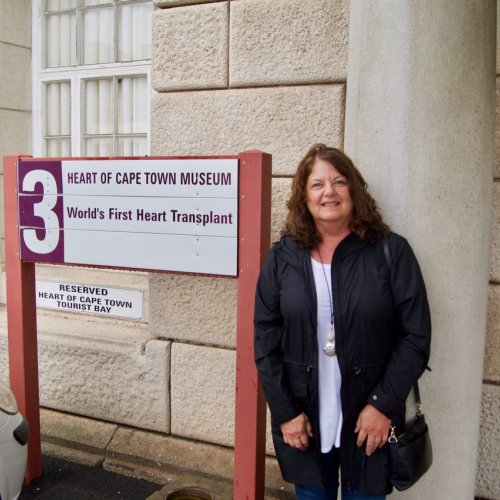 Groote Schuur Hospital - Cape Town