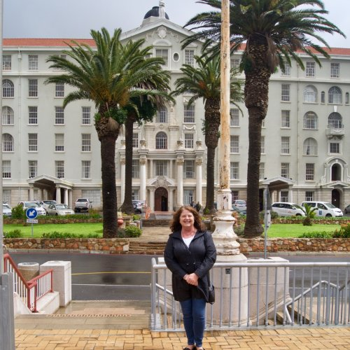 Groote Schuur Hospital - Cape Town - Site of the first successful heart transplant. 3 dec 1967