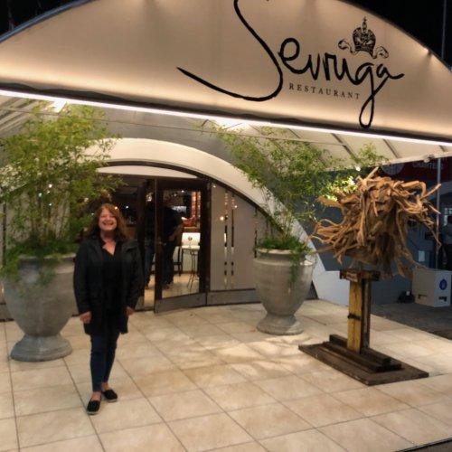 Cape Town - Restaurant Sevruga